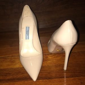 Brand new Prada pump